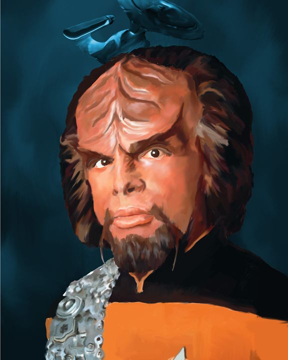 Star Trek: Lieutenant Worf - Joyful Creations