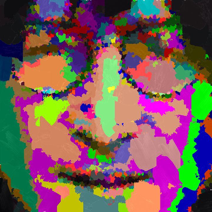 John Lennon - Portraits by Samuel Majcen