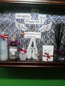 Anointed Prayer Kit