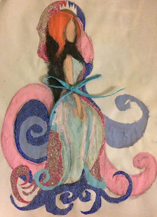 Princesa - Desde Mi Corazon (Paintings)