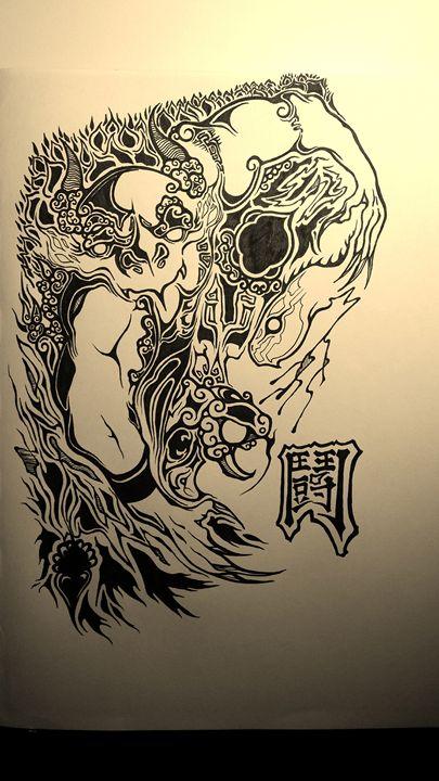 Demon - Concept arts