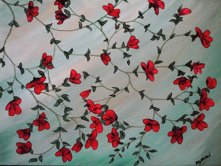 Vines - Kathy Strickland