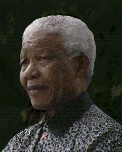 Mandela - London 2008