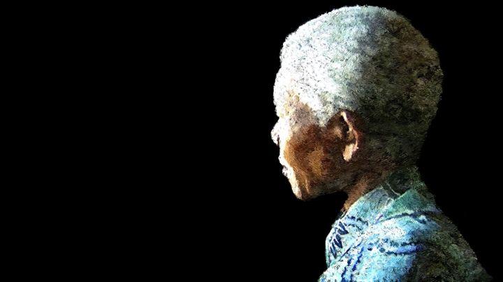 Mandela contemplates - Meditations