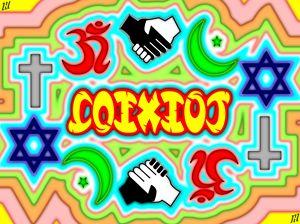 Coexist - Ambigram