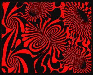 Mind Blown Red