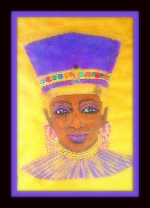 Queen Of Namibia - NOAH'S Art Gallery