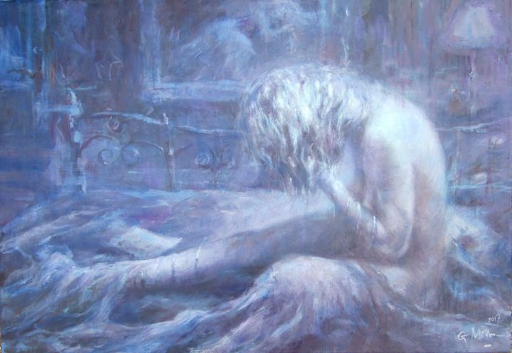 Bedscape - Gerry Miller