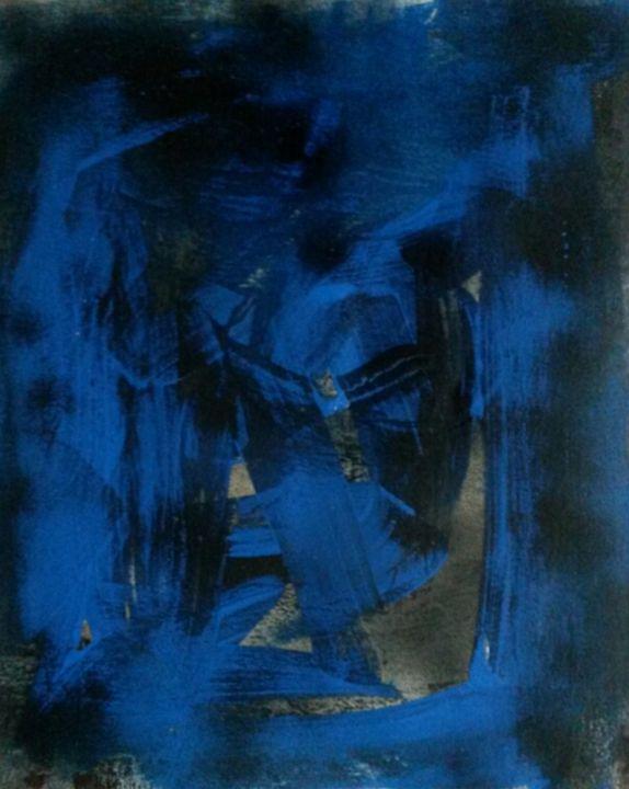 deep blue sea - M.Barrington