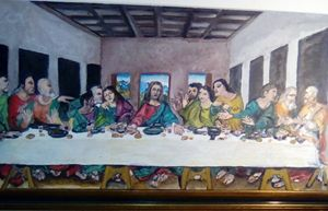 the last supper of jesus