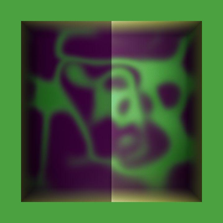 Green Color Leak - ARTDIGITAL