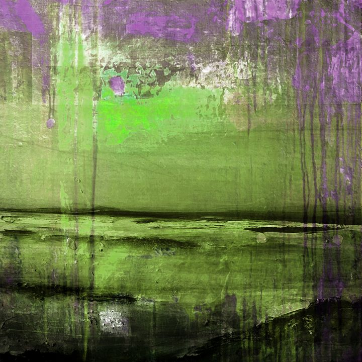 Green Color Patches - ARTDIGITAL