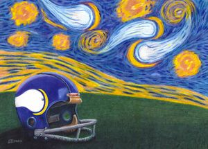 Starry Vikings Night - EBjork