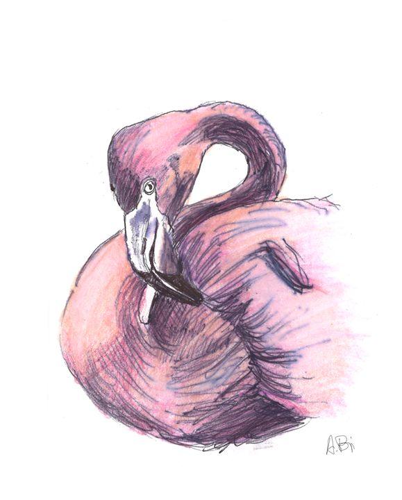 Flamingo - al_isin_wonderland