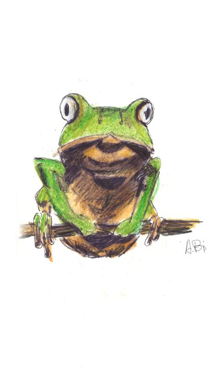 frog - al_isin_wonderland