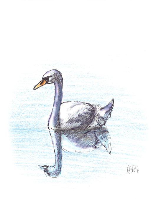 Swan - al_isin_wonderland