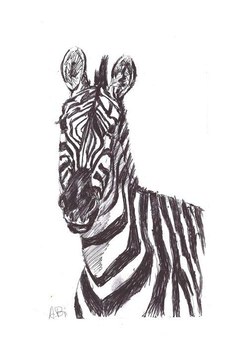 Zebra - al_isin_wonderland