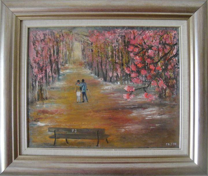 Couple in love - Goran Konstantinov