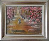 40x34 cm, oil on canvas