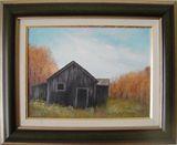 40x34 cm, oil on canvas, framed