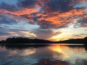 A Peaceful Sunset - Ken Johnson Imagery
