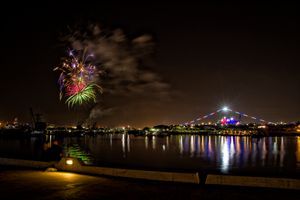 Midway Fireworks
