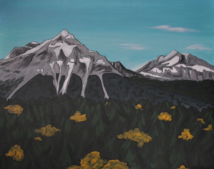 Tecumseh Mountain - Fledgling Creations