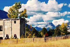 Mohawk Mine & Crowsnest Mountain