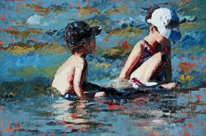 Playing In The Shallows III