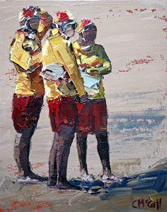 Three Lifeguards