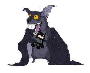 Happiest Bat