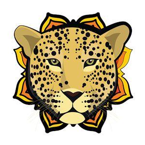 Retro Leopard