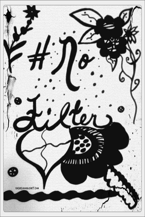 No Filter - Rachel Maynard