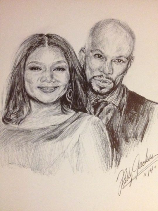 Queen Latifah & Common - Billy Jackson