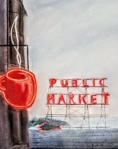 PIKE STREET - CATHY BROWN