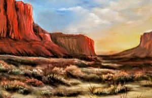 MONUMENT VALLEY - CATHY BROWN