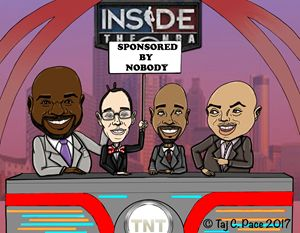 """Inside the NBA Crew"""