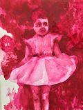 Original Benjamin Martins Watercolor