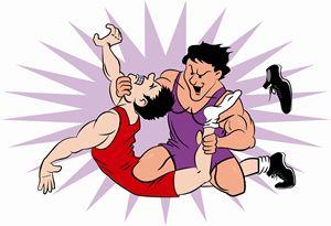 Wrestling Power