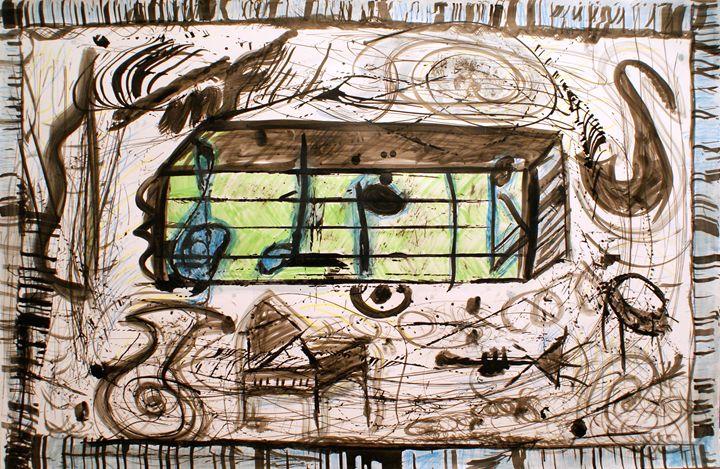 Music Box - Aaron's Artwork