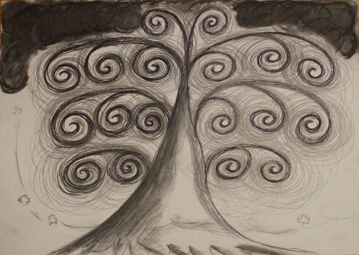 Spiral Artwork 1 - Aaron's Artwork
