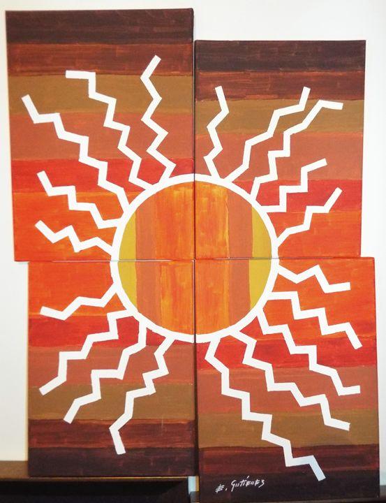 The Sun - E. Gutierrez