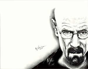 Heisenberg/ Breaking Bad