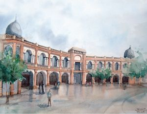 Hassan Abad Square