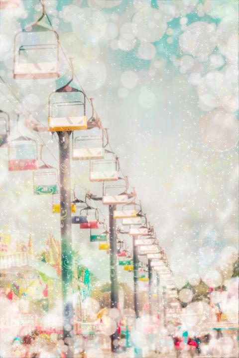 The Fair. Gondola #10 - Nan Mac