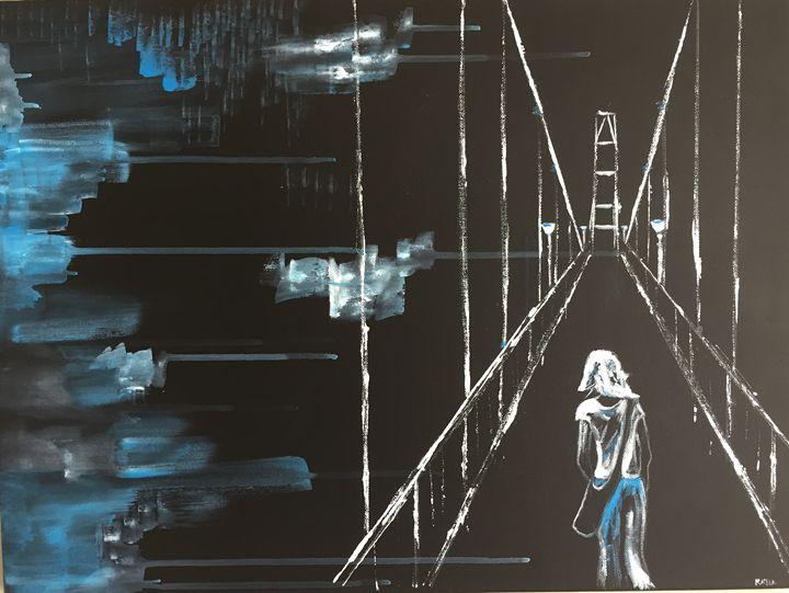 To infinity   (A034) - KATIA-ART