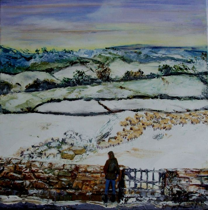 The  Yorkshire Moors - Alice