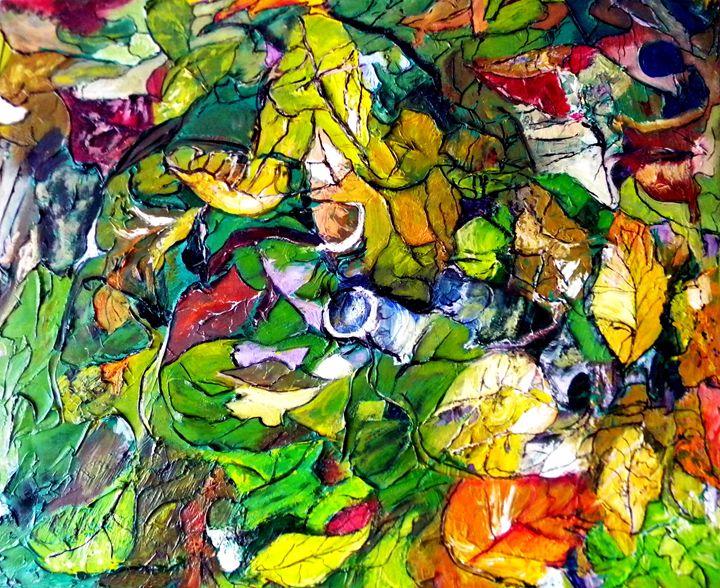 Autumn Beech - Alice
