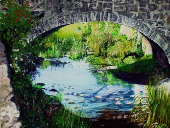 Water Under The Bridge - Alice