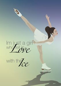 I'm just a girl ...